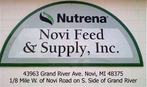 novi feed supply