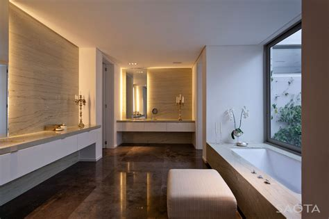 modern bathrooms south africa silverhurst residence by saota and antoni associates 14