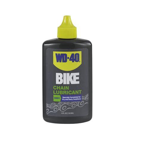 WD 40 BIKE Dry chain lube   Mtbr.com