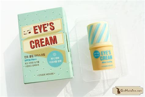 Etude Eye S Mint Cooling review etude house eye s mint cooling paperblog