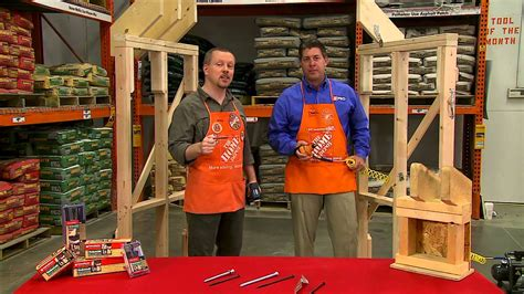 timberlok 6 hurricane tie replacement fastenmaster fastenmaster timberlok for pros the home depot youtube