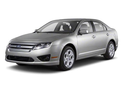 2010 ford fusion values nadaguides