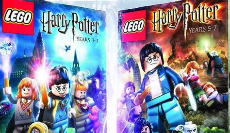 Kaset Ps4 Lego Harry Potter Collection lego harry potter collection ps4 review the chimp