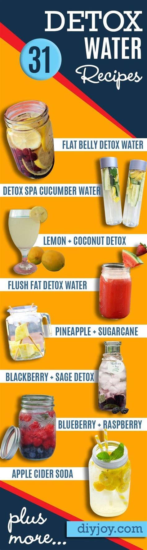 Detox Water Recipes For Belly by Health Diet Weight Loss Detox And Detox Waters On