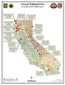 wildfire map california map of california wildfires damage pictures to pin on