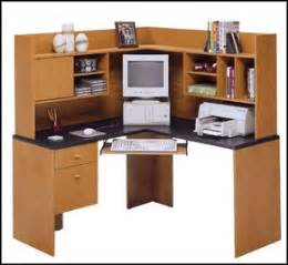 L Shaped Computer Desks With Hutch L Shaped Computer Desk With Hutch Office Furniture