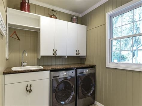 installing cabinets in laundry room home depot laundry