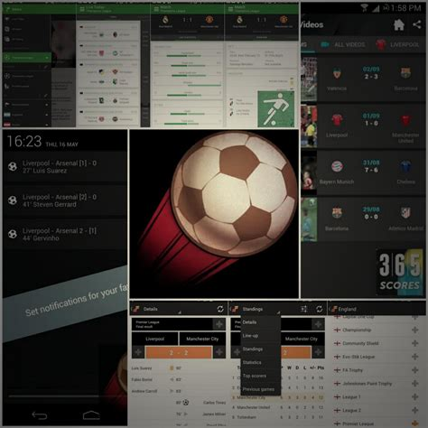 best app for soccer best android apps to check live football soccer scores