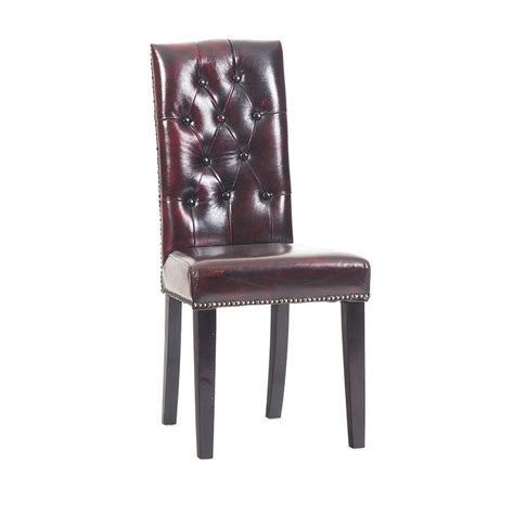 chesterfield dining chair