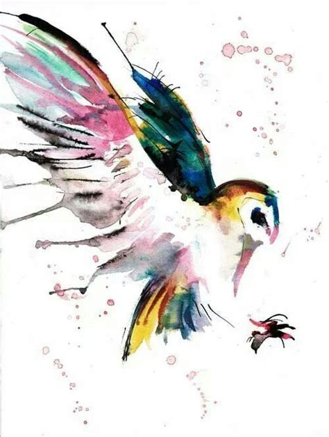 25 best ideas about owl watercolor on pinterest owl