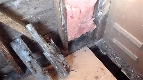 Repair Bathroom Floor Rotted Bathroom Renovation Rotting Floor