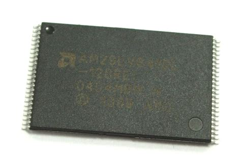 integrated circuit memory chips pack of 10 new am29lv641dl amd 64 megabit flash memory integrated circuit chip ebay