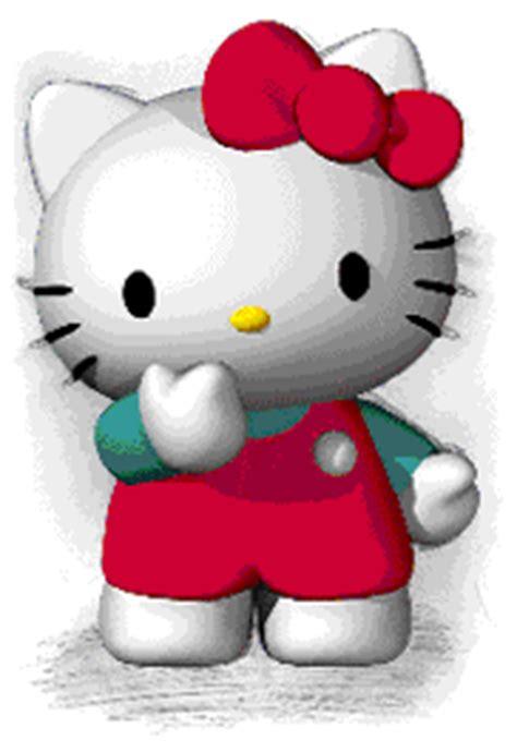 kumpulan gambar  kitty terbaru animasi bergerak