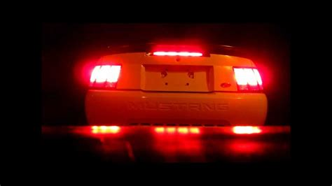 raxiom tail light sequencer mustang sequential tail lights with raxiom turn signal