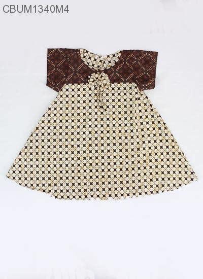 Gmc Dress Batik Kak Putih dress anak motif klasik putih m dress murah batikunik