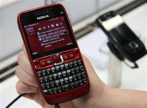 wallpaper hp nokia e63 handphone
