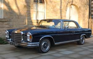consignatie oldtimer of youngtimermercedes 280 se coupe