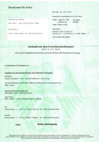 Musterbrief Widerspruch Bg Bau Bft Bohr Und Fr 228 Stechnik Gmbh