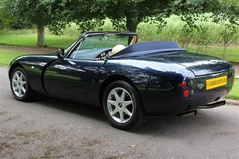 Tvr Automotive Ltd Tvr Griffith 500 Se Car No 4 Just In Below