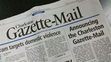 the charleston gazette wv metronews merger makes charleston a single newspaper city