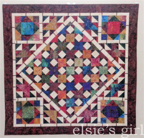 Italian Quilting by Elsie S Well That Only Took 21 Months