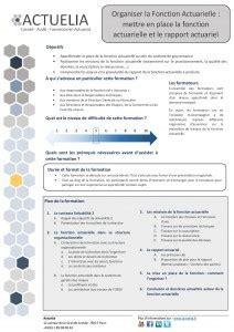 Cabinet De Conseil En Actuariat by Actuelia Cabinet De Conseil En Actuariat Formation