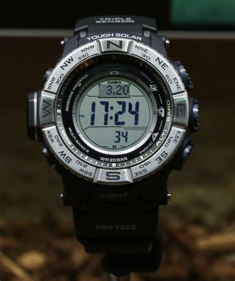 casio protek casio pro trek prw 3500 watches for 2015 on