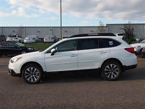white subaru outback 2017 2017 subaru outback 3 6r limited for sale boardman oh 3
