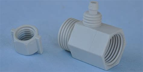 Bidet Connector by Bidet Water 1 2 T Adaptor 1 4 In Hose Connector For