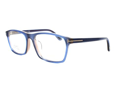 Tom Ford Aims To Create A New Version Of Luxury For by Lunettes De Vue Tom Ford Tf 4295 092 Bleu Monture Hommes