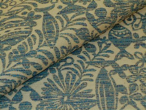 pattern outdoor fabric fish pattern outdoor fabric in blue