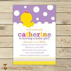 pink yellow purple baby shower rubber ducky baby shower ducky baby showers and rubber