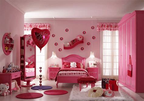 pink girls bedroom amazingly pink girls room inspiration digsdigs