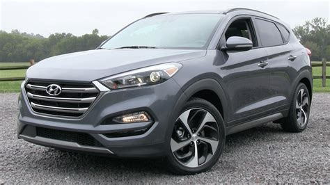 hyundai tucson 2016 grey 2016 hyundai tucson limited 1 6t ultimate pkg start up