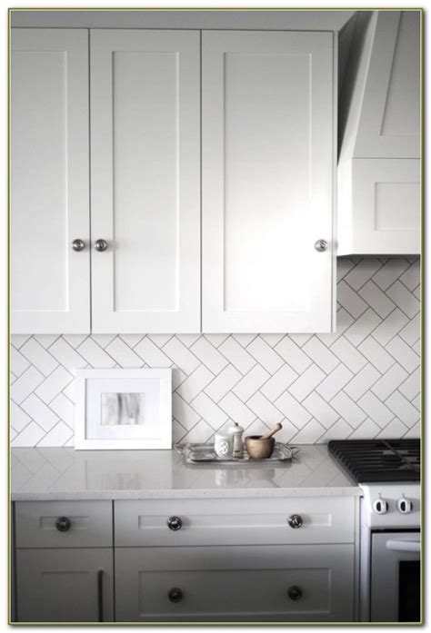 herringbone kitchen backsplash marble subway tile backsplash herringbone tiles home