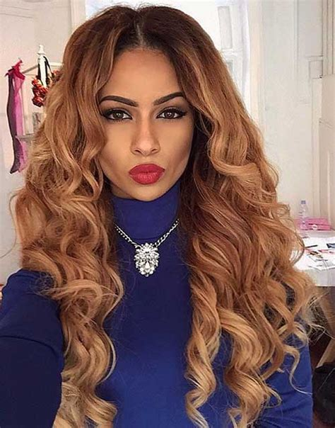 blonde ombre hair weave 20 curly weave hairstyles long hairstyles 2016 2017