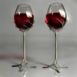 fashion arrivals unique and stylish wine glasses designs 2014
