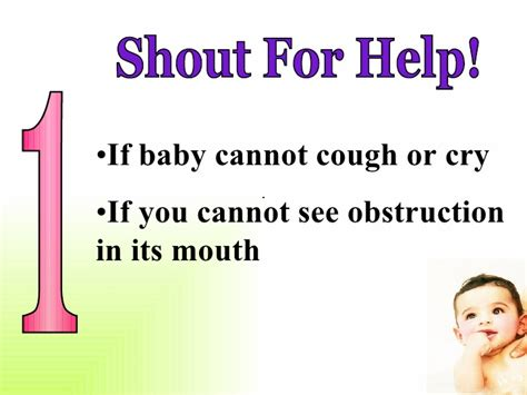 what to do if is choking what to do if a baby is choking 2