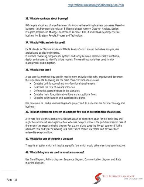 app design interview questions business analyst interview questions and answers