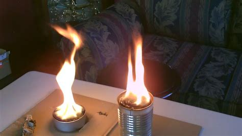 "Homemade ""TIN CAN"" Air Heaters!   Survival/SHTF Air Heater/Stove   Simple ""cardboard and wax"