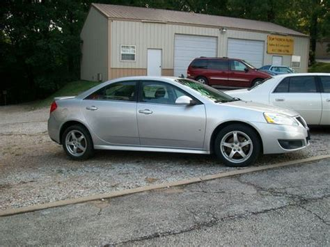 Pontiac G6 Remote by Sell Used 2009 Pontiac G6 Gt Sedan 4 Door 3 5l Flex Fuel