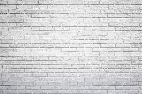 white wall with board and lights stock photo white brick wall background stock photo more pictures of