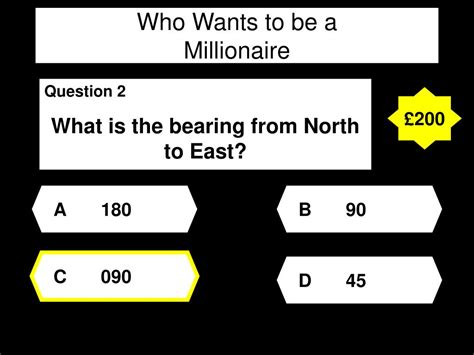 Who Want To Be A Millionaire Template Powerpoint With Free Who Wants To Be A Millionaire