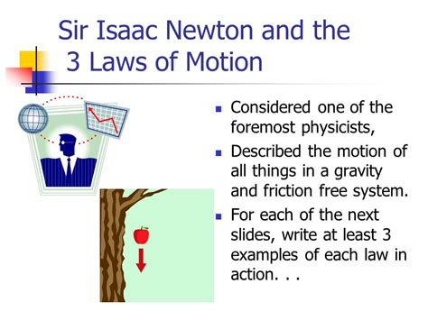 isaac newton biography three laws motion quick physics and energy ppt video online download
