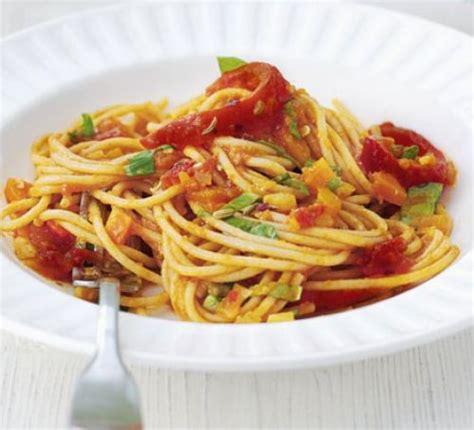 Super veg pasta recipe   BBC Good Food