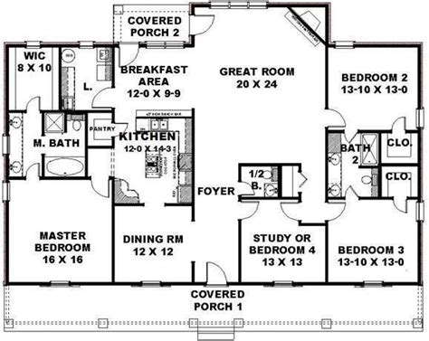 home floor plans no garage 3 bedroom house plans no garage new eplans garage plan