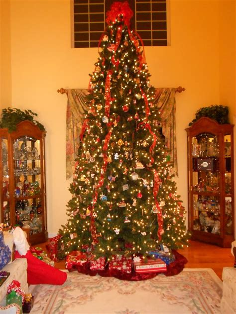 our 12 foot christmas tree christmas pinterest