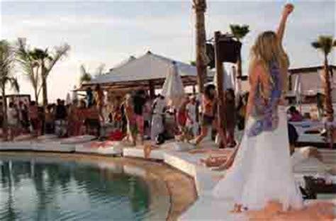 Outdoor Oasis nightlife nikki beach marrakech marrakech jetsetreport