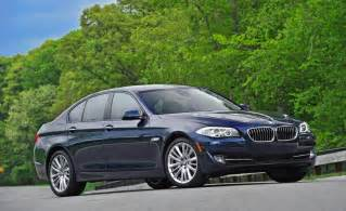 2012 Bmw 5 Series Car And Driver