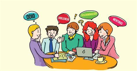 imagenes de personas usando redes sociales el discurso del odio en las redes sociales m 233 trica social